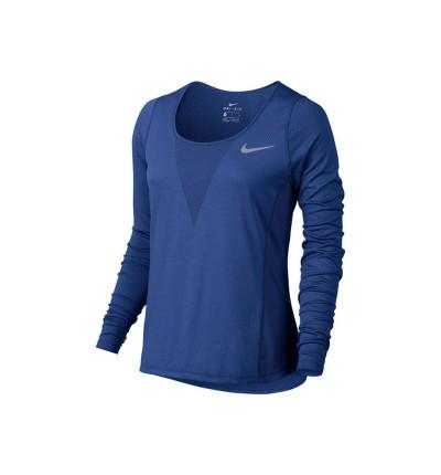 Camiseta Running Nike Zonal Cooling Relay de Mujer