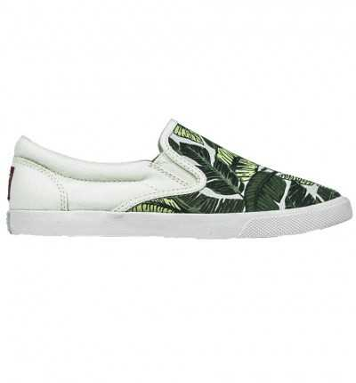 Zapatillas Slip On Canvas Mujer BUCKETFEET Savusavu