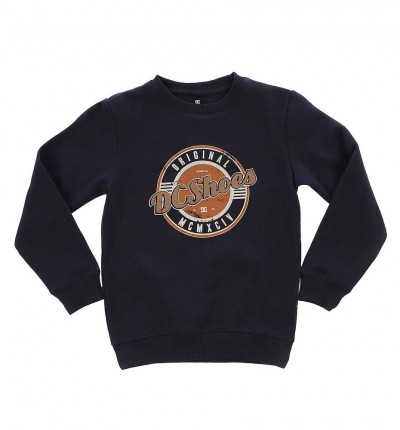 Sudadera Casual DC Direction Crew B Otlr