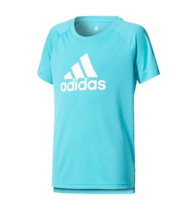 Camiseta Fitness ADIDAS Yg Tr Logo