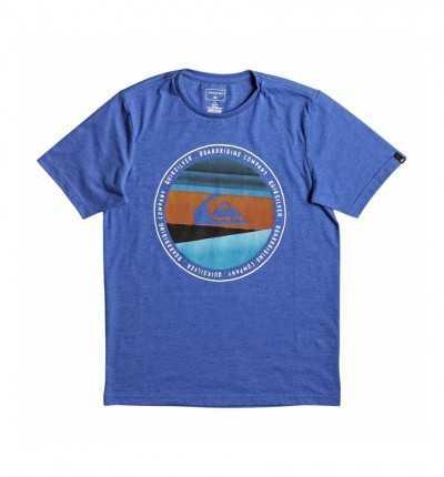 Camiseta Casual QUIKSILVER Ssclateythlatr B Tees