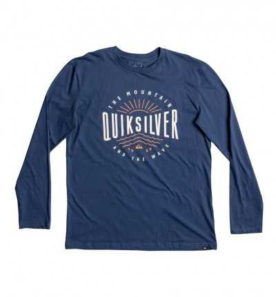 Long Shirt Casual QUIKSILVER Lsclateytmad