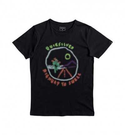 Camiseta Casual QUIKSILVER Highwaytoswetyt B Tees