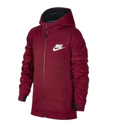 Hoodie Sud Capucha Casual  Boys Nike Av15