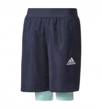 Malla Short Fitness ADIDAS Yb 2in1 Short