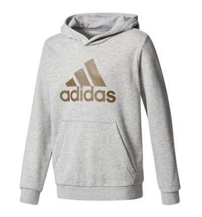 Sudadera Casual ADIDAS Yb Logo Hood