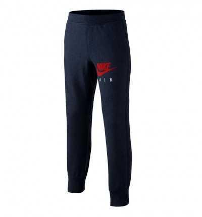 Pantalón Casual Nike Brushed Fleece Hbr Cuffed