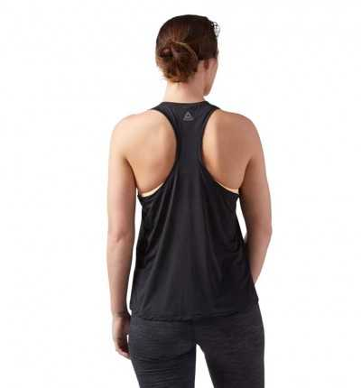 Camiseta de tirantes Fitness REEBOK Perforated Tank