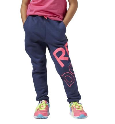 Pantalon Fitness REEBOK G Es Fl Pant Bliuink