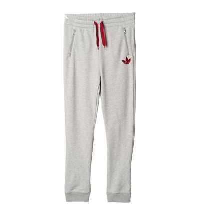 Pantalon Casual ADIDAS J Ft Pants G Brgrin/rosuni