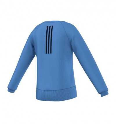 Sudadera Casual ADIDAS Azul Lucblu Sweatshirts