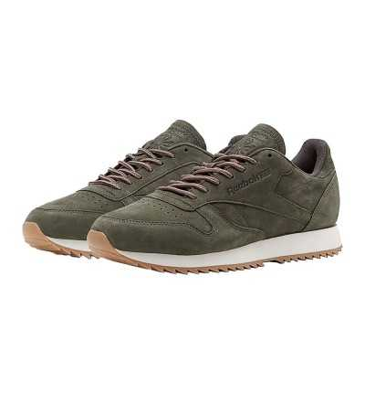 Zapatillas Casual REEBOK Cl Leather Ripple Wp