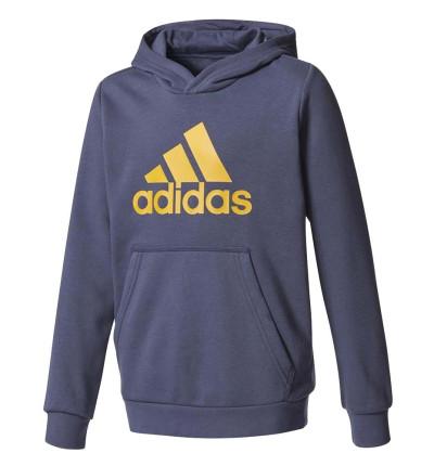 Sudadera Fitness ADIDAS Yb Logo Hood