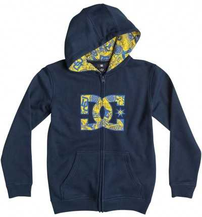 Sudadera Niño Casual DC Hook Up By B Otlr