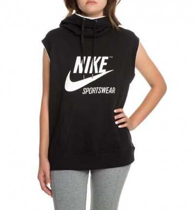 Sudadera con Capucha Casual NIKE W´ Nike Sporstwear Hoodie