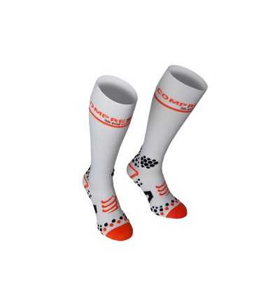 Calcetines Running COMPRESSPORT Full Socks V2