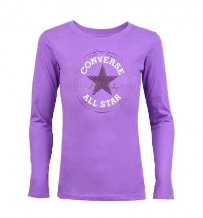 Long Shirt Casual CONVERSE L/s C.t.p. Tee