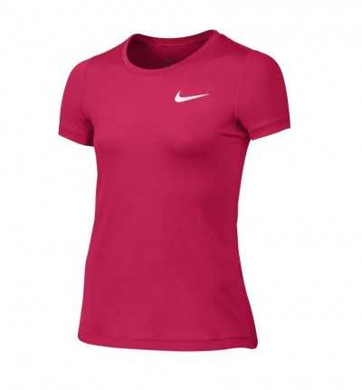 Camiseta Fitness NIKE Girls´ Nike Pro Cool Top