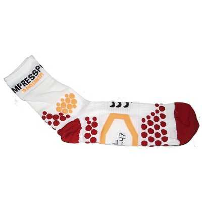 Calcetines Running COMPRESSPORT Racing Socks Run High