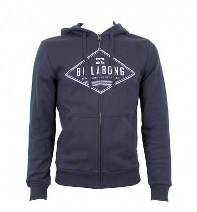 Sudadera con Capucha Casual BILLABONG Got Zip