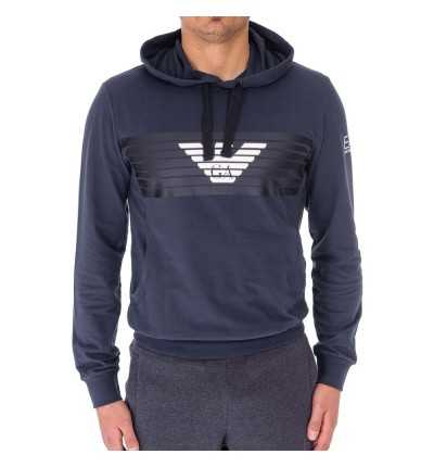 Sudadera Capucha Casual ARMANI Train Graphic