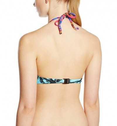 Top Bikini Turquesa BANANA MOON Sg Bain