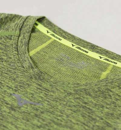 Camiseta Running_Hombre_MIZUNO Helix Seamless Tee