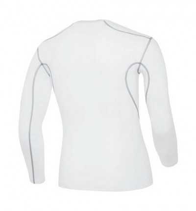 Camiseta Compresión Blanca Casual NIKE Compress