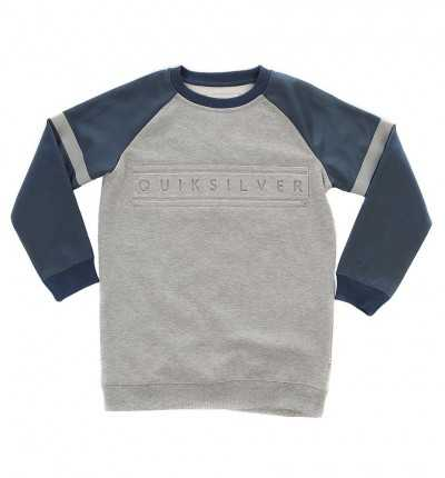 Sudadera Casual QUIKSILVER Mebokcrewyouth B Otlr