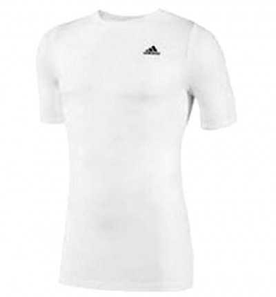 Camiseta Casual Hombre ADIDAS Tf Uw mc blanco