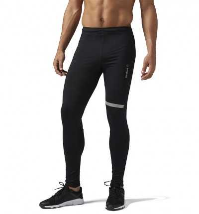 Mallas Largas Hombre Running REEBOK Speedwick Run Tight