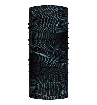 Tubular Trail BUFF Reflective R-glow Waves