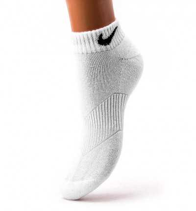 Calcetines Running Unisex Nike Cotton Low-cut