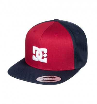 Gorra DC Casual Snappy M Hats