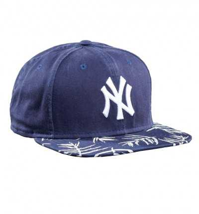 Gorra/visera Casual NEW ERA Sandwash Visor Print Ny Yankees