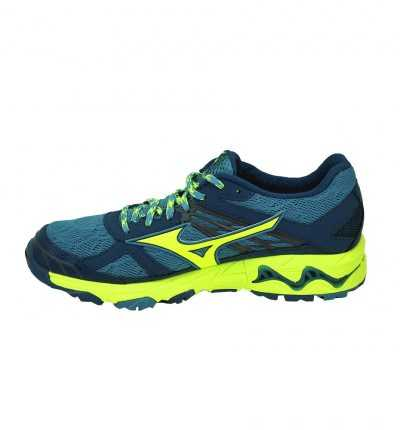 Zapatillas Trail MIZUNO Wave Mujin 4 (w)