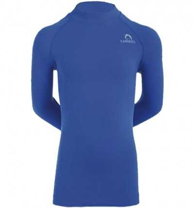 Camiseta Térmica de Running Hombre LURBEL Estadio Azul