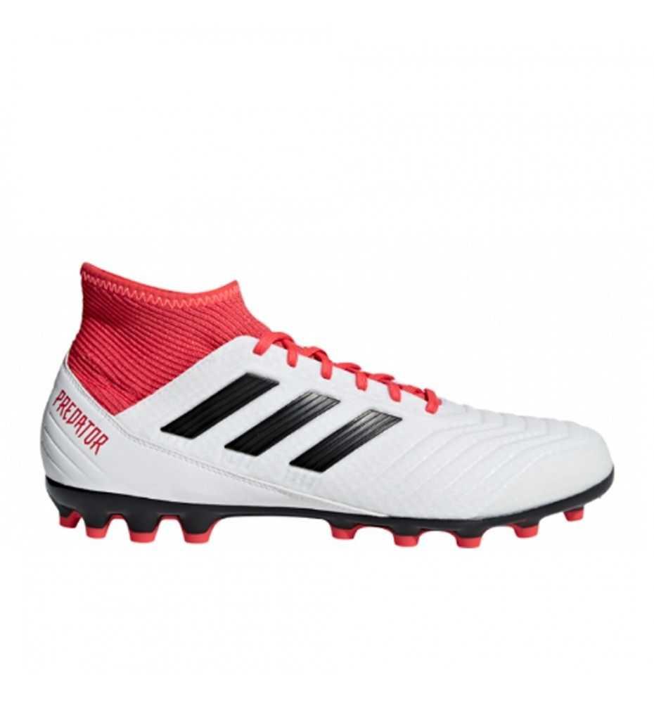 Fútbol 3 18 Ag Botas Adidas Predator jR54LA