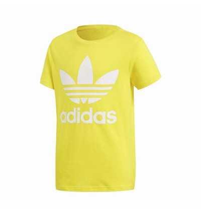 Camiseta M/c Casual ADIDAS J Trf Tee