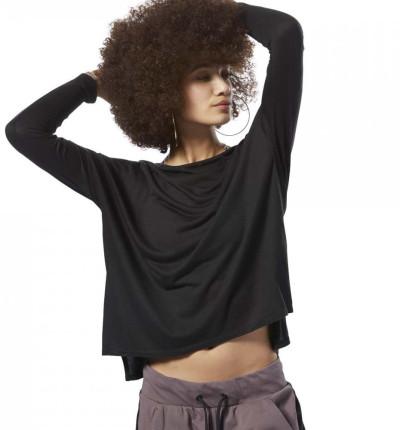 Camiseta M/l Casual REEBOK Ts Long Sleeve Tee