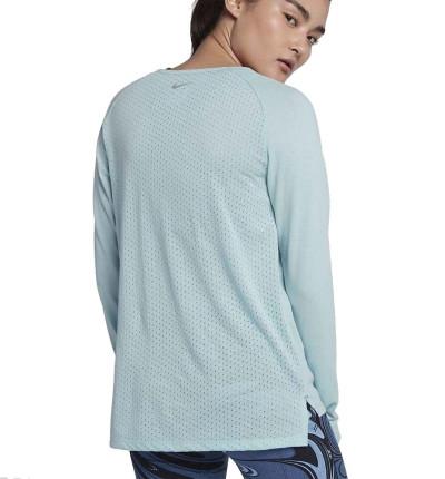 Camiseta M/l Running NIKE W´top Tailwind Long-sleeve
