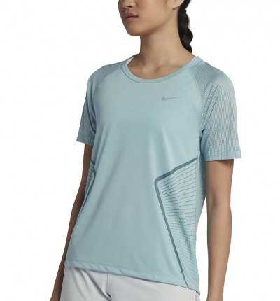 Camiseta M/c Running NIKE W´ Top Miler Dry
