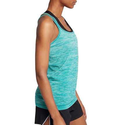 Camiseta de tirantes Running NIKE W´Dri-fit Knit