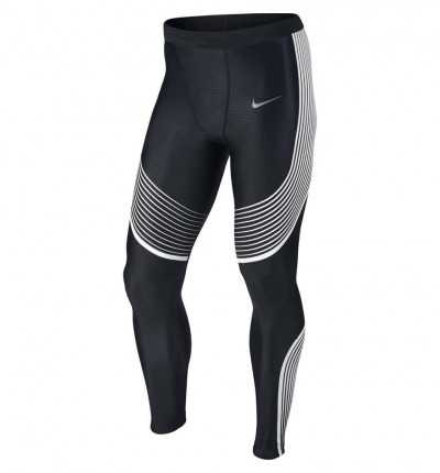 Malla Long Running NIKE Men´s Nike Power Speed Running T