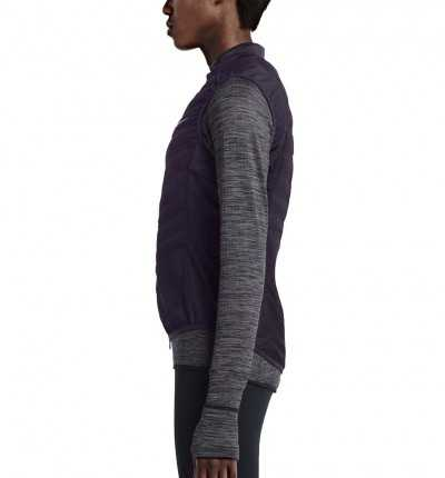Chalecos Running_Mujer_Nike Aeroloft 800 Vest