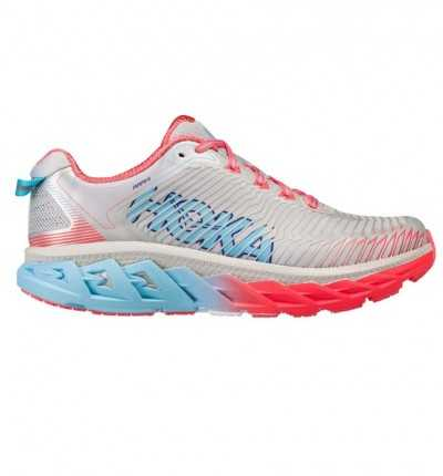 Zapatillas Running Hoka Arahi 39 1/3 Blanco