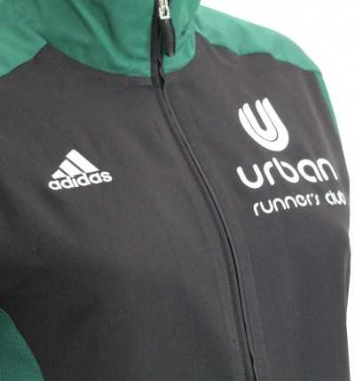 Chaqueta Running URBAN Mt 14 Pres Jacket W