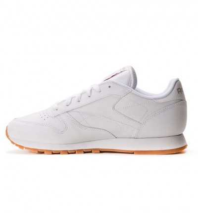 Zapatillas Casual REEBOK Classic Leather White