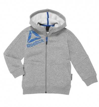 Chaqueta Sudadera Fitness REEBOK Boys Essentials