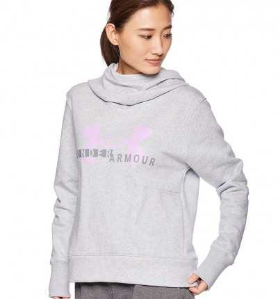 Sudadera Capucha Casual UNDER ARMOUR Fleece Sportstyle Logo